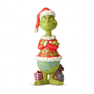 Grinch Statue With Arms Folded | Jim Shore