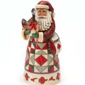 Canadian Santa   Jim Shore