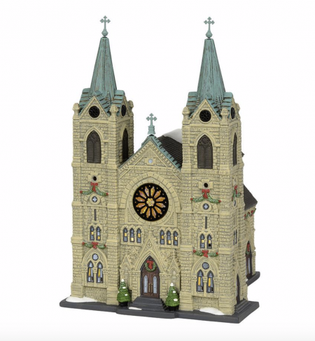 St. Thomas Cathedral | Department 56