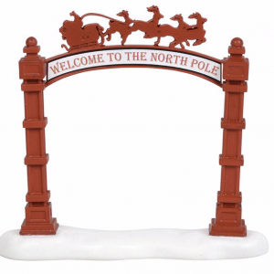 Village Accessories | North Pole Archway | Department 56