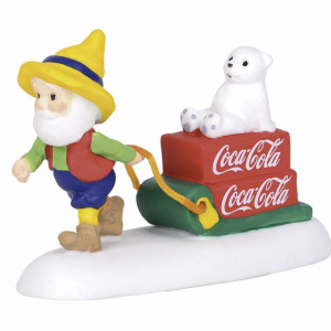 North Pole Village Series | Coca-Cola Special Delivery | Department 56