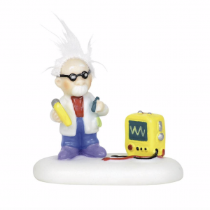 North Pole Village Series | Static Electricity Expert | Department 56