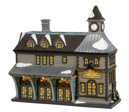 Christmas In The City Series | Lincoln Station | Department 56