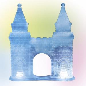 Village Accessories | Lit Ice Castle Gate | Department 56