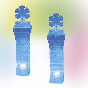 Village Accessories | Lit Ice Castle Corners | Department 56
