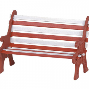 Village Accessories | Holiday Bench | Department 56