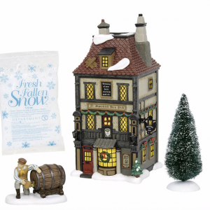 Dickens Village Series | The Speckled Hen Pub | Department 56