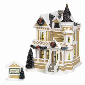 Snow Village Series | Queen Anne Revival B&B | Department 56