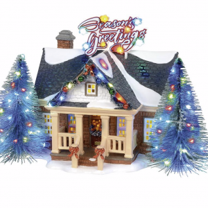 Snow Village Series | Brite Lites Holiday House | Department 56