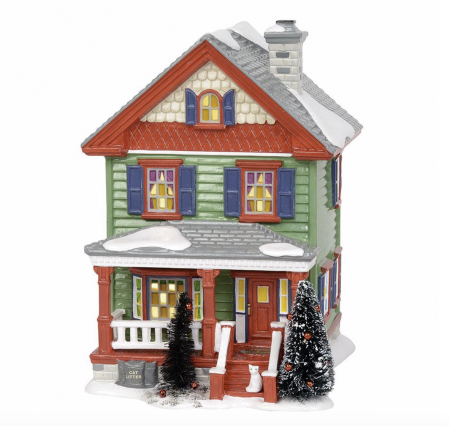 Snow Village Series | Aunt Bethany's House | Department 56