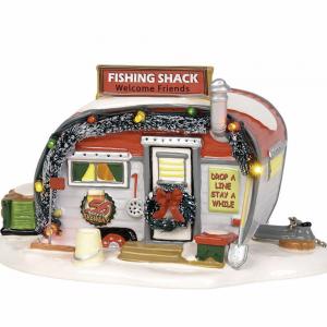 Snow Village Series | Stumble Inn Fish Shack | Department 56