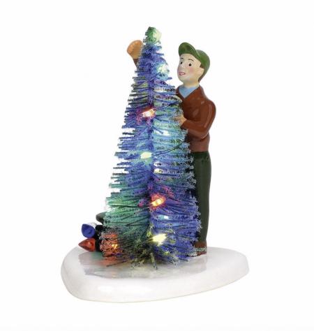 Snow Village Series | Making Christmas Brite | Department 56
