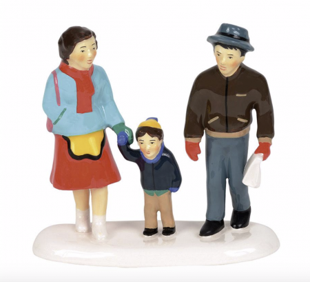 Snow Village Series | Dad's Turn To Cook | Department 56