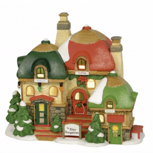North Pole Village Series | The Bitsy Bungalows | Department 56