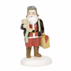 Snow Village Series | Aviator Santa | Department 56