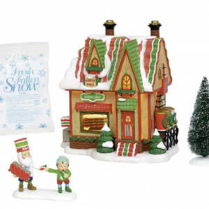 North Pole Village Series | North Pole Ribbon Candy | Department 56