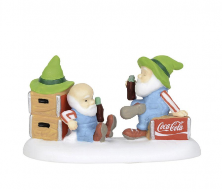 North Pole Village Series | The Pause That Refreshes | Department 56
