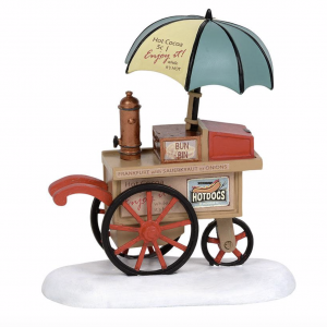 Village Accessories | Classic Christmas Cocoa Cart | Department 56