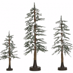 Village Accessories | Snowy Lodge Pines | Department 56