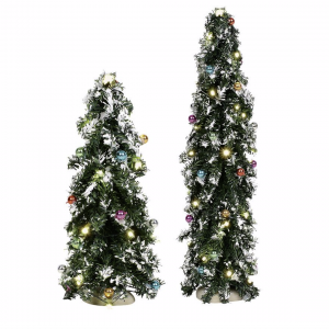 Village Accessories | Festive Mountain Pines | Department 56