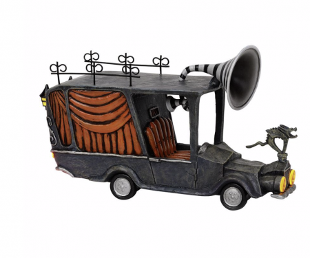 The Nightmare Before Christmas Series | The Mayor's Car | Department 56