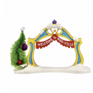 Grinch Village Series | Grinch Archway | Department 56
