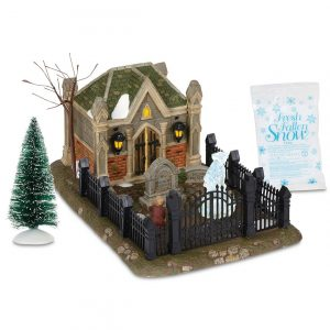 A Christmas Carol Series | Christmas Carol Cemetery | Department 56