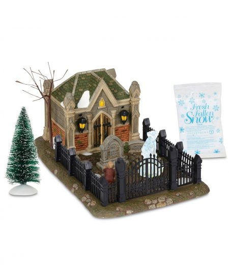 A Christmas Carol Series | Christmas Carol Cemetery | Department 56