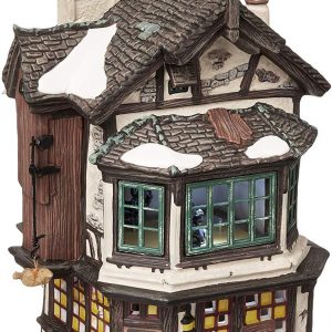 A Christmas Carol Series | Ebenezer Scrooge's House | Department 56