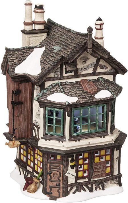 A Christmas Carol Series | Ebenezer Scrooge's House | Department 56