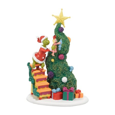 Grinch Village Series | It Takes Two, Grinch & Cindy-L | Department 56
