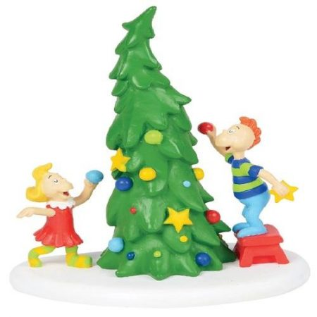 The Grinch Series | Who-Ville Christmas Tree | Department 56