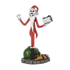 The Nightmare Before Christmas Series | Jack Steals Christmas | Department 56