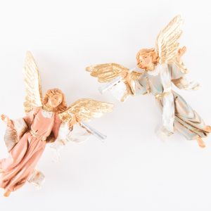 Fontanini|Trumpeting Angels