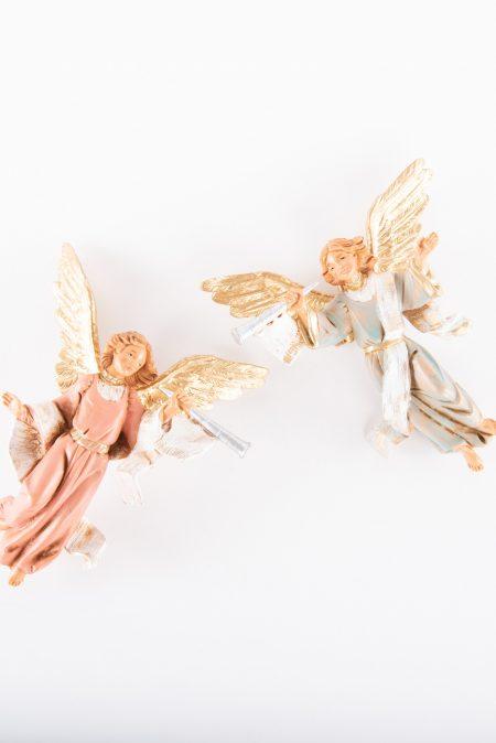 Fontanini|Trumpeting Angels