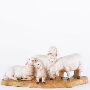 Fontanini|Sheep Family