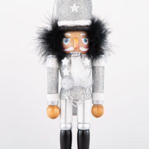 Kurt S. Adler|Nutcracker-Silver