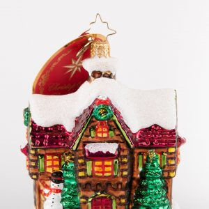 Christopher Adler|Hillside Hideaway Ornament