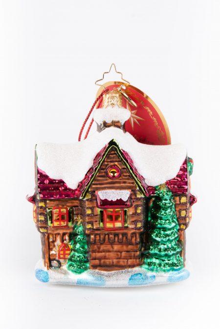Christopher Adler|Hillside Hideaway Ornament