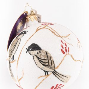 Christopher Radko|Tiny Birds Ornament