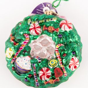 Christopher Radko|Yuletide Yummies Ornament