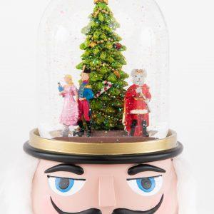 Glitterdome|Nutcracker Snowball