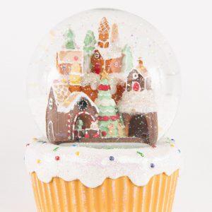 Glitterdome|Cupcake Snowball
