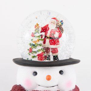 Glitterdome|Snowman Snowball
