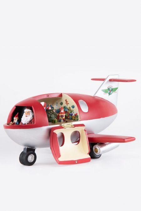 Amusements Red Plane