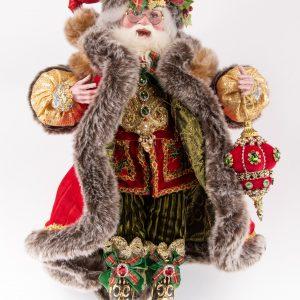 Mark Roberts|Timeless Elegance Santa