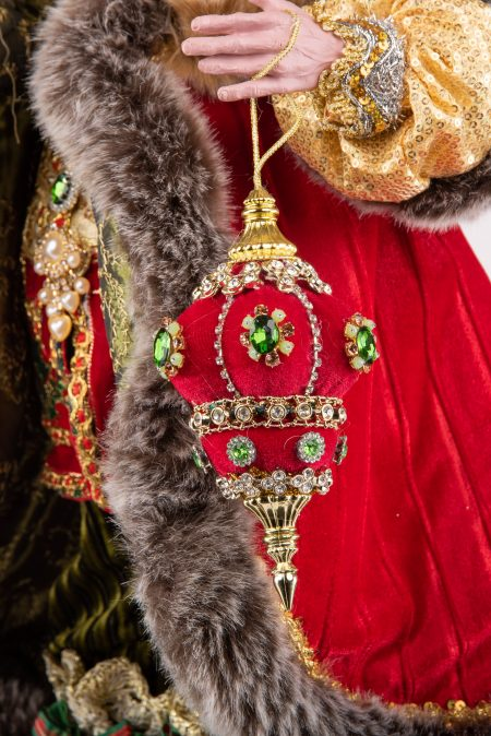 Mark Roberts Timeless Elegance Santa