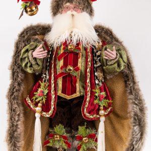 Mark Roberts|Sleighbell Santa