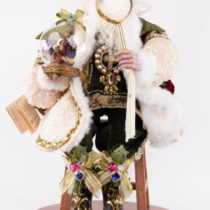 Mark Roberts Finishing Touches Santa