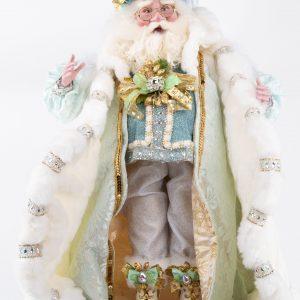 Mark Roberts|Winter Elegance Santa